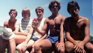 5 amigos en 1982