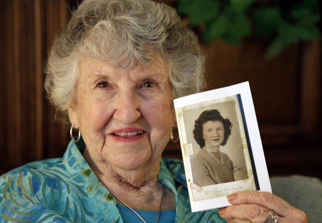 Historia de amor ancianos