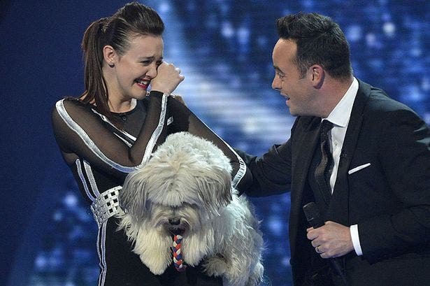 Ashleigh and Pudsey win Britain's Got Talent 2012