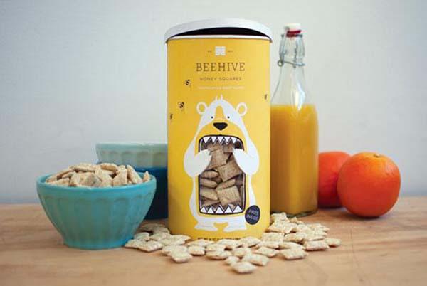 04-Beehive-Honey-Squares