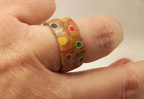 anillo de colores 12