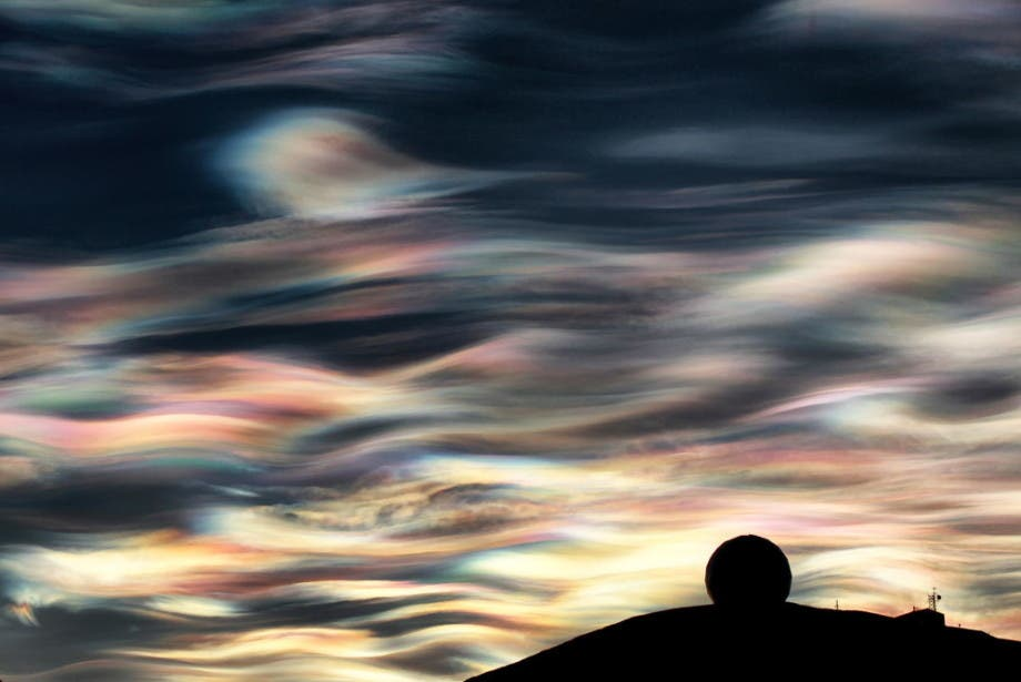 Antarctic Nacreous