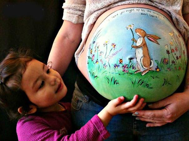 embarazo artistico15