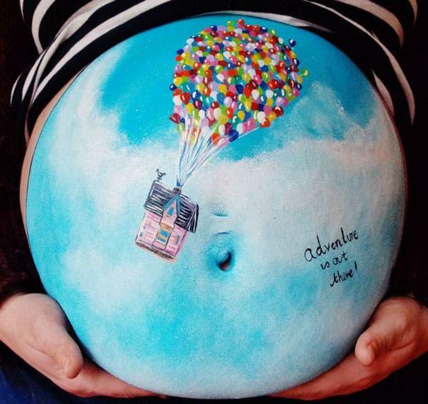 embarazo artistico19