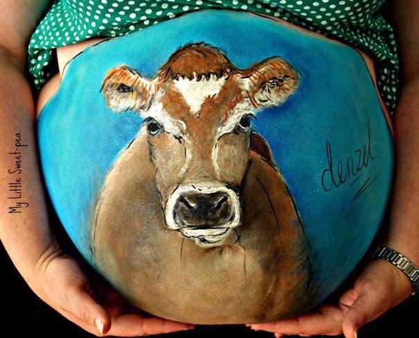 embarazo artistico20