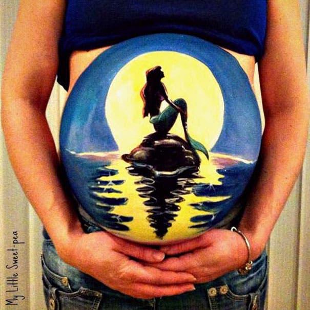 embarazo artistico21