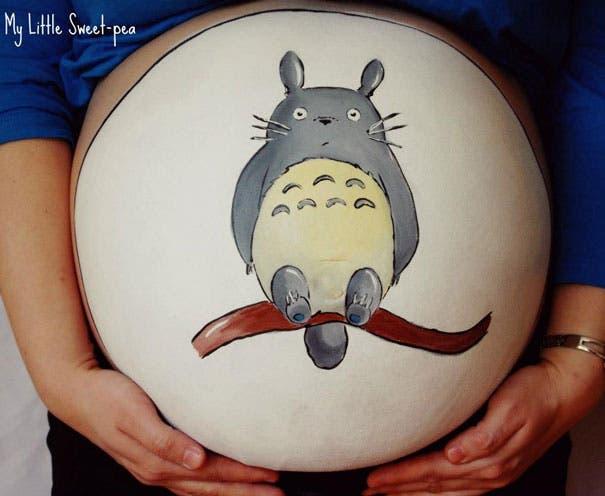 embarazo artistico3