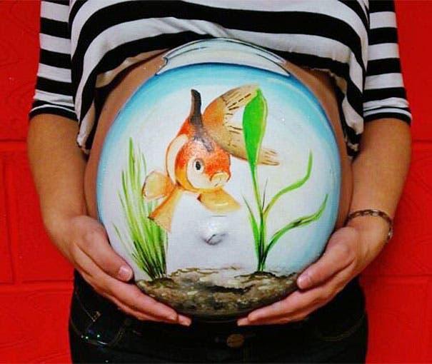 embarazo artistico9