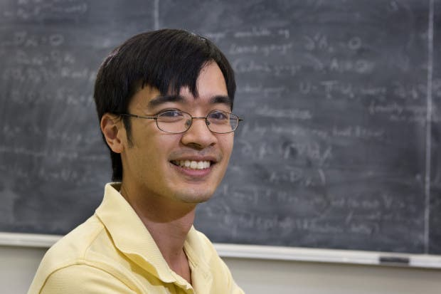 Terence Tao - UCLA Math Department - 090629for University Communications