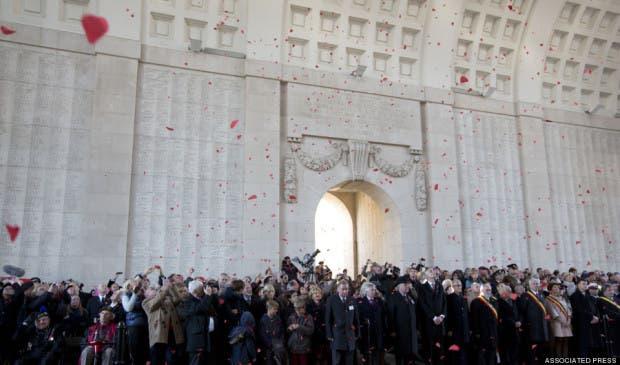 Belgium Armistice Day