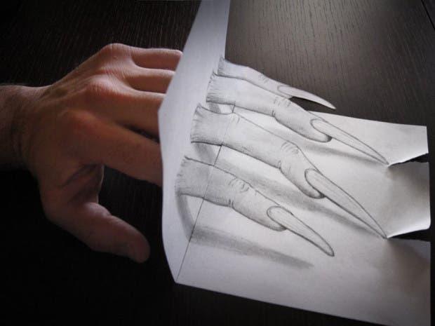 dibujos 3D4