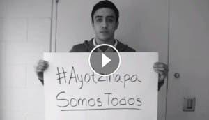 todos somos ayotzinapa bp