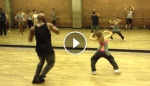 verdadero talento de baile esta niña de 10 años es sorprendente