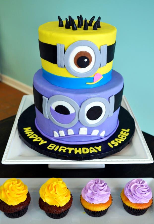 Minion Cake Design Pinterest : Estos Creativos Pasteles De Minion Te Van A Encantar ?Y A ...