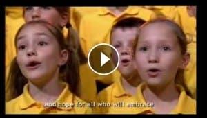 coro niños angelicales immanuel
