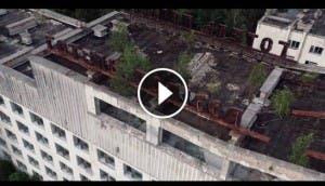 drone chernobyl bp