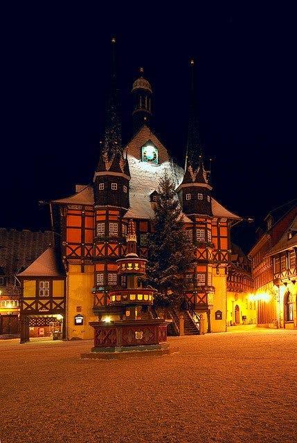 10. Alemania, Wernigerode.