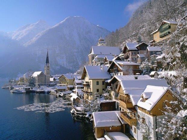 3. Hallstatt (Austria)