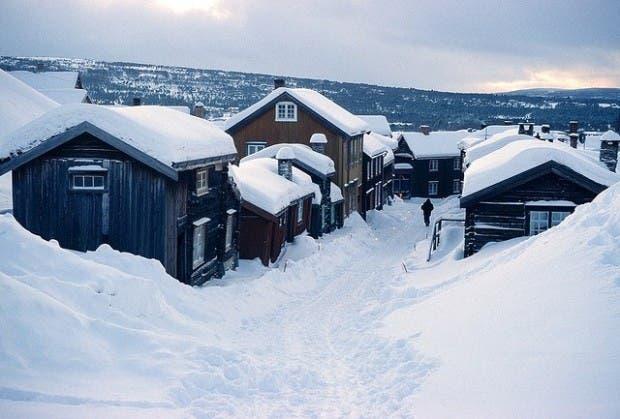 5. Navidad nórdica (en Roros)