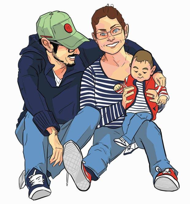 artista restratos bebés (14)