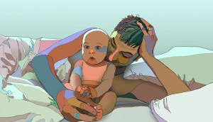 artista restratos bebés (9)