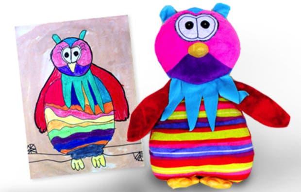 dibujos hechos juguetes reales (16)
