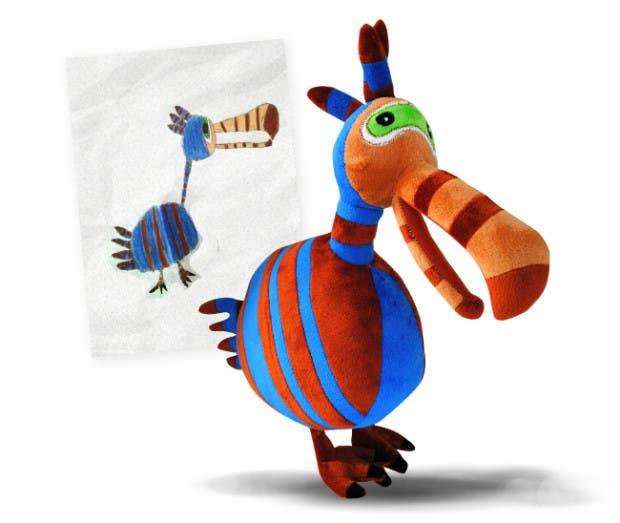 dibujos hechos juguetes reales (17)
