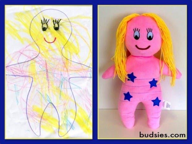 dibujos hechos juguetes reales (6)