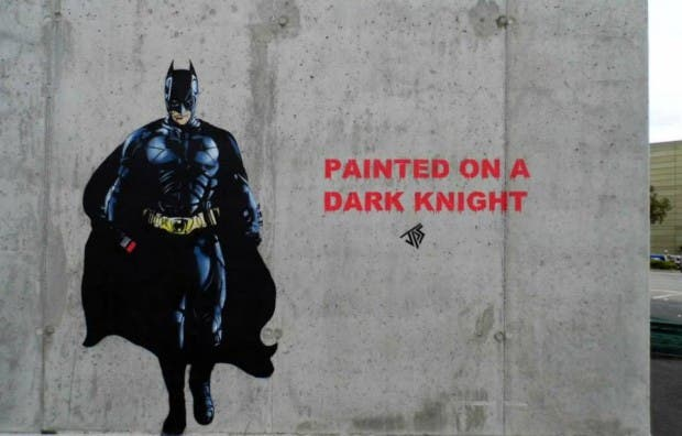 grafiti-batman