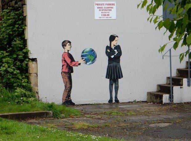 grafiti-ninos-planeta