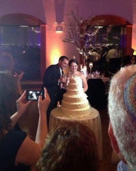 pastel vestido boda
