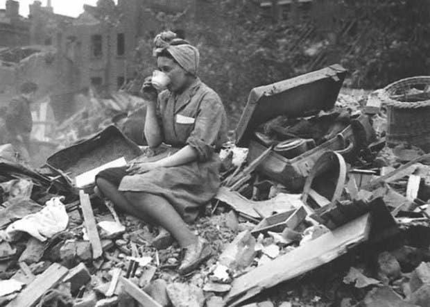 23. bombardeo en londres