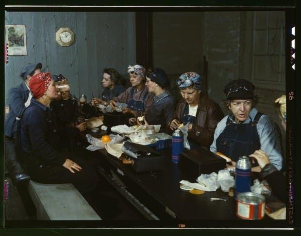 32. mujeres ferroviarias