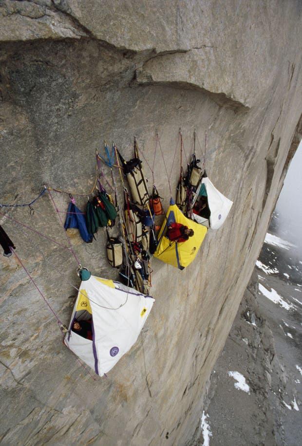acantilados camp