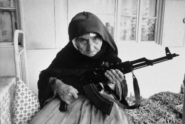 9. mujer armenia