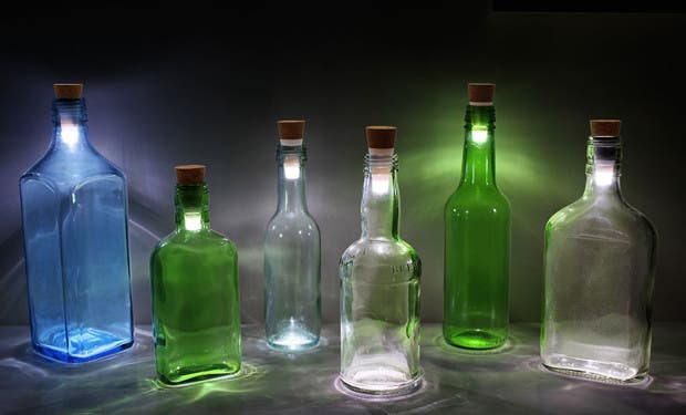 botellas con luz led recargable (1)