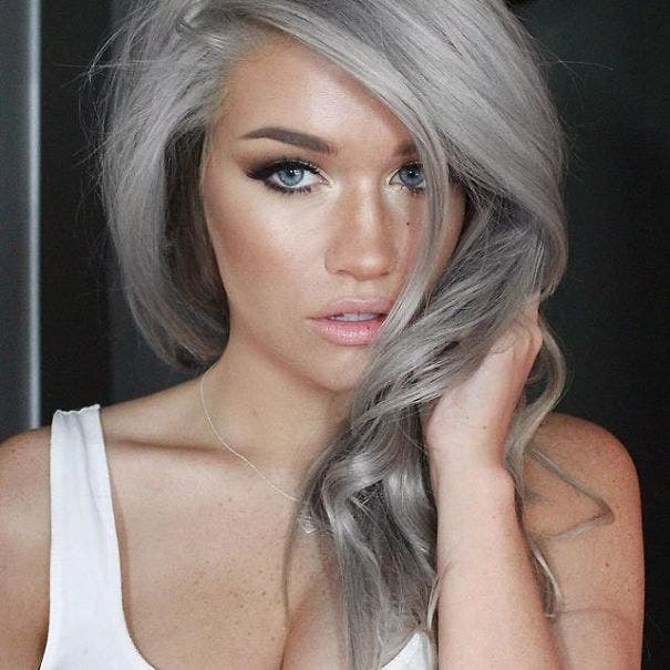 cabello gris (2)