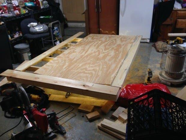 cama construccion