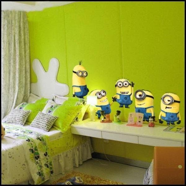Inspírate en estas habitaciones con temática de minions. ¡el ...