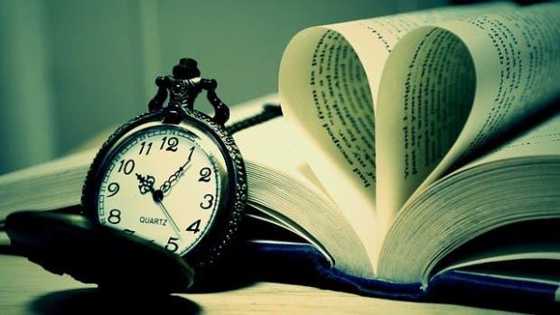 libro reloj