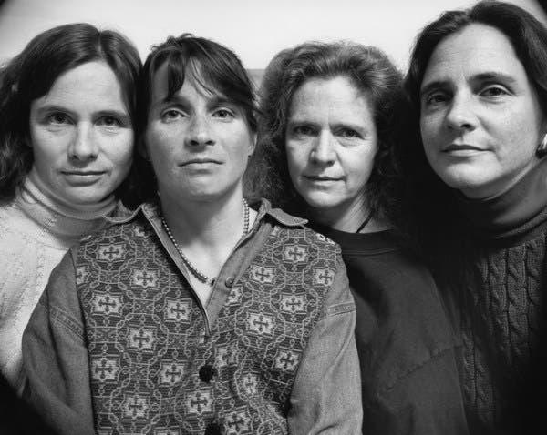 1994 foto hermanas