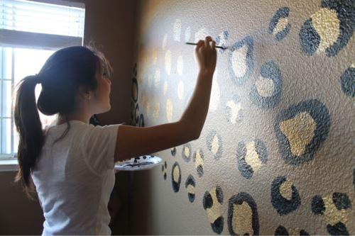 Las ideas más sencillas y creativas para pintar y decorar paredes ...