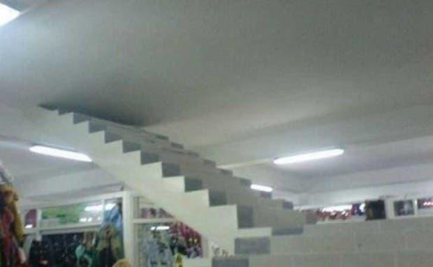 errores de diseño escaleras