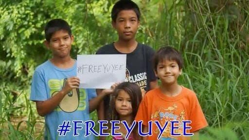 #freeyuyee-#yosoyyuyee-libertad-frank-selva-hijos
