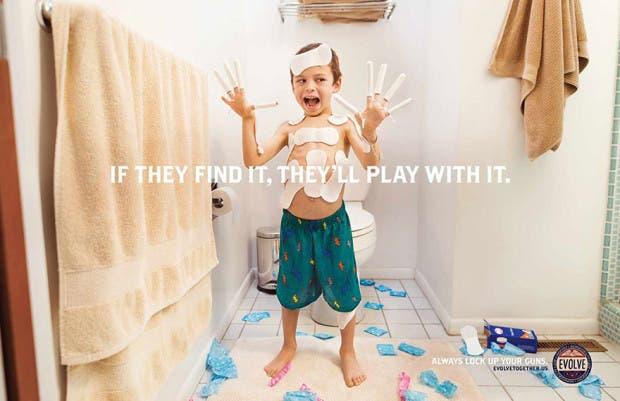 graciosa-campaña-seguridad-armas-tampones-toallas-sanitarias