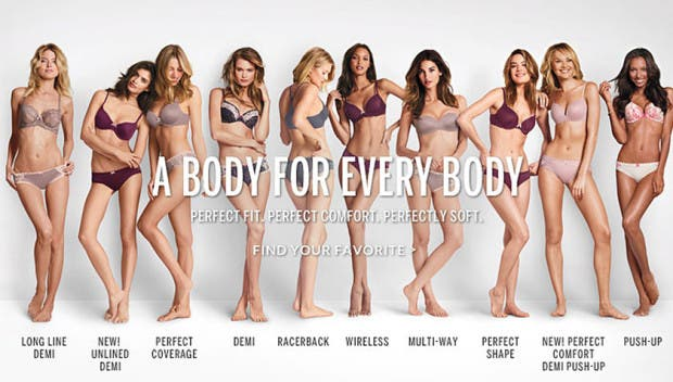modelos-tallas-plus-campaña-victoria-secret-slogan