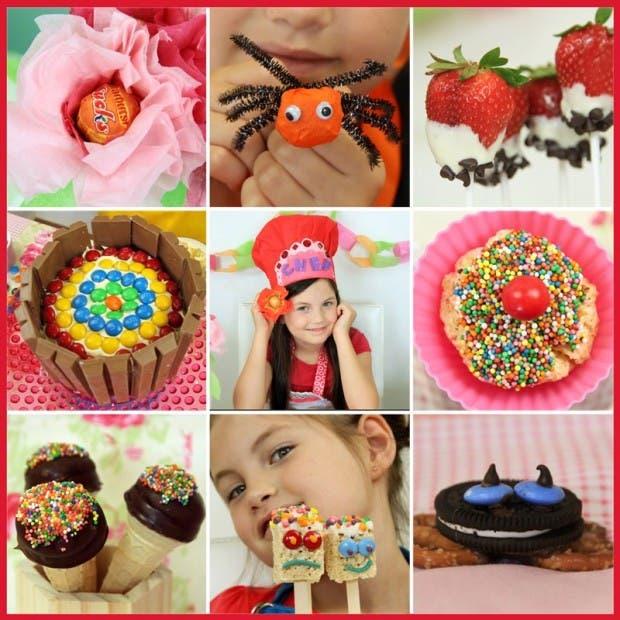 Pin cocinando para lola abril 2012 cake on pinterest - Nina cocinando ...