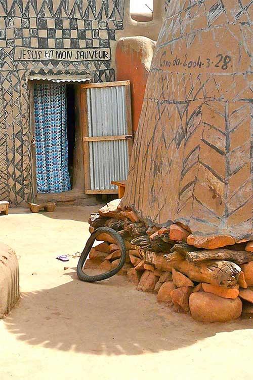 aldea-africana