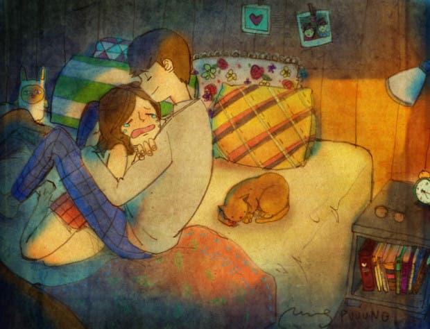 amor-detalles-Puuung-artista-ilustraciones-llanto