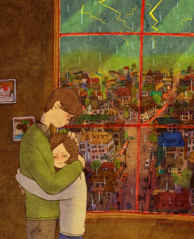 amor-detalles-Puuung-artista-ilustraciones-tormenta